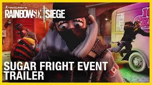 Rainbow Six Siege's Halloween