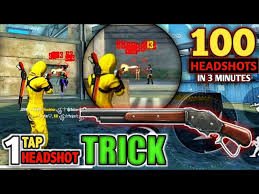 Free Fire 4 Tips To Land Accurate One Tap Headshots In The Game
