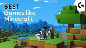 games for PC like Minecraft