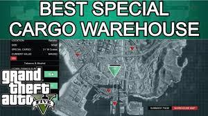 GTA Online Best Warehouse