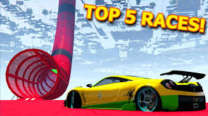 GTA best races
