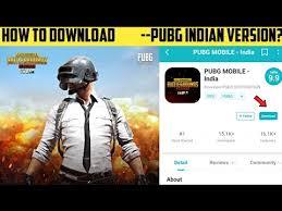 PUBG Mobile Indian version