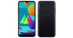 Samsung Galaxy M02 Spotted