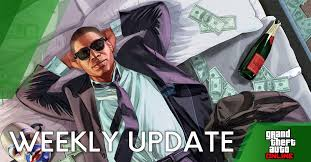 New weekly update on GTA