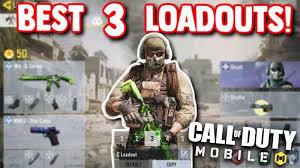 best loadouts to use in COD