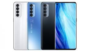 Oppo Reno 5 launched