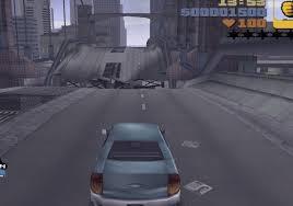 GTA 3 on PC: size