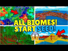 biomes in Minecraft