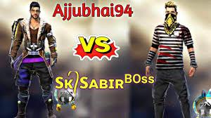 Sabir Boss vs. Ajjubhai's