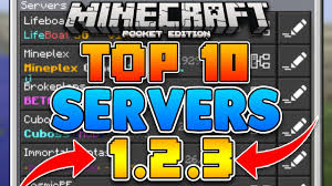 Top Minecraft servers for Android
