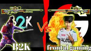 Frontal Gaming vs. B2K