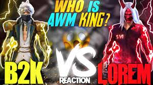 Lorem vs. B2K's