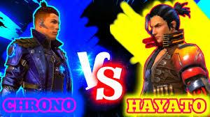 Hayato vs. Wukong vs. Chrono
