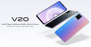 Upgraded version of Vivo V20