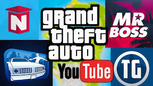 YouTube channels for GTA 5