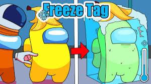 Freeze mode in Among Us