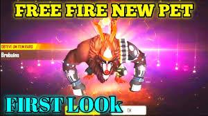 Beaston pet in Free Fire