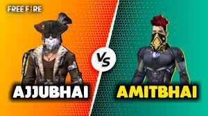 Ajjubhai vs. Amitbhai