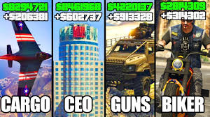 Gta Online Invest In The Businesses For The Freshers