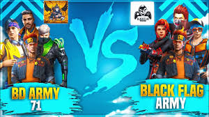Flag Army vs. Titanium Gamer