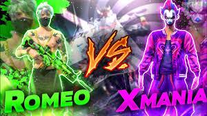 X-Mania vs. Helping Gamer