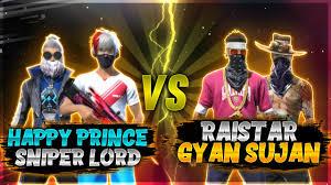 Happy Prince vs. Rishi Gaming