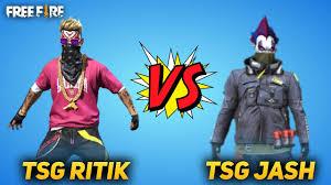 TSG Jash vs. TSG Ritik
