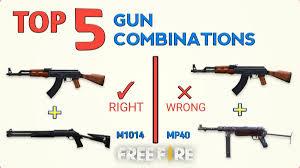Most best Gun combination