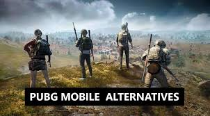 alternatives to PUBG Mobile