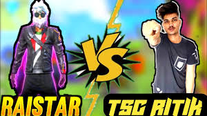 Raistar vs. TSG Ritik