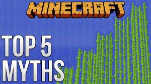 Minecraft's Top secret messages
