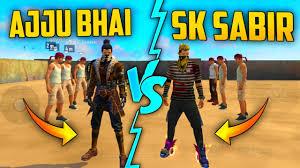 SK Sabir Boss vs/Ajjubhai