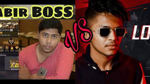 Lokesh Gamer vs. SK Sabir Boss