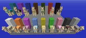 Minecraft: uses for llamas