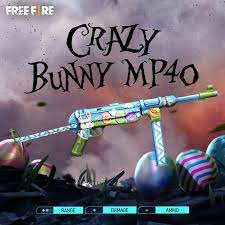 Crazy Bunny MP40