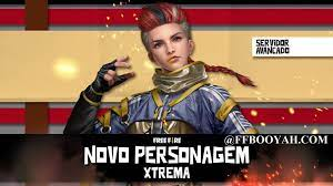 #1 Game description of the new character Xayne: