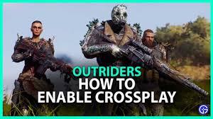 Outriders cross-platform