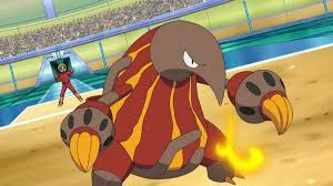 Fire Pokémon from Johto which are disliked