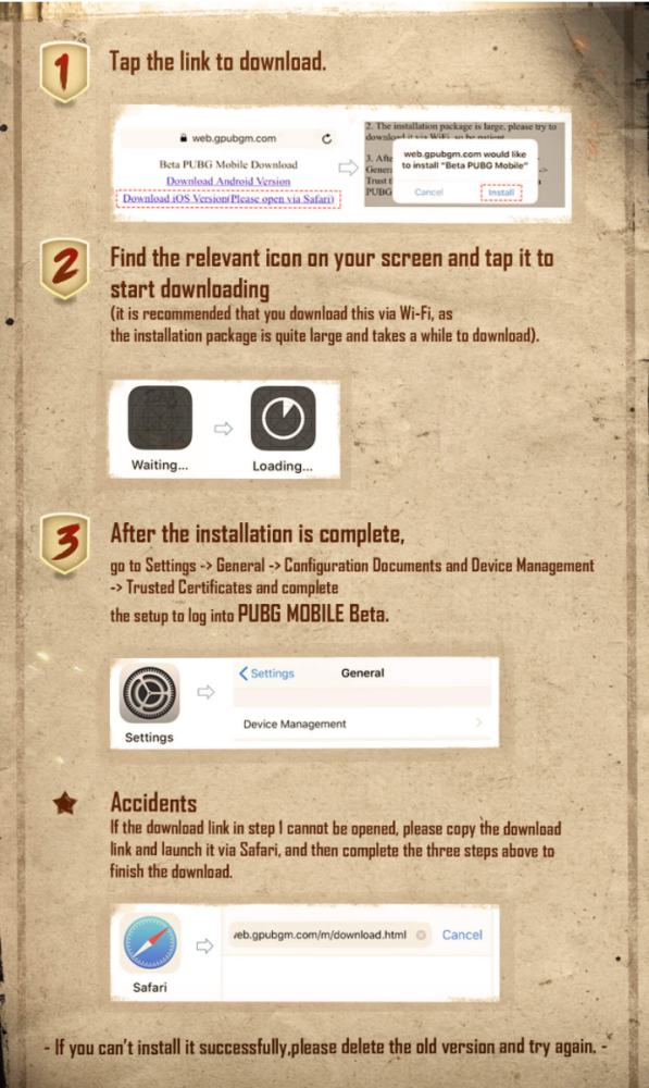 How to Download Pubg Mobile Beta For iPhone/iPad