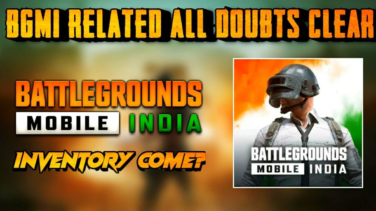 BGMI doubts Clears