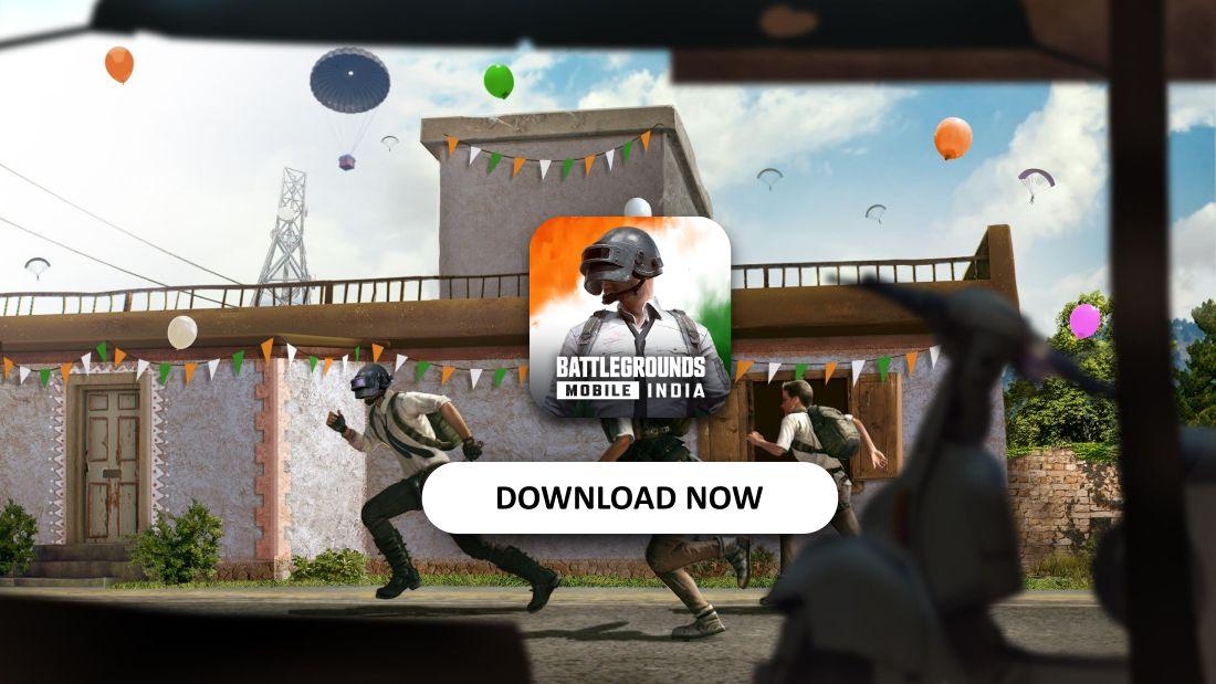 Battlegrounds Mobile India V1.0 Apk Download